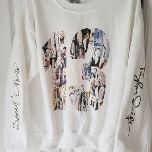 Taylor Swift Speak Now Sweatshirt